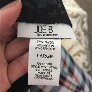 Joe Benbasset Skirts - Straight Black Skirt Sz Large